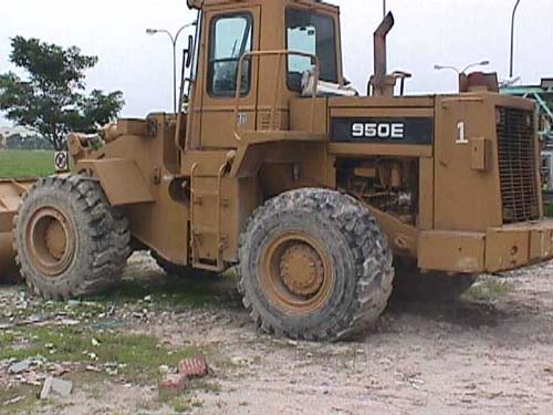 Cat 950E-03up  65RYear 1989
