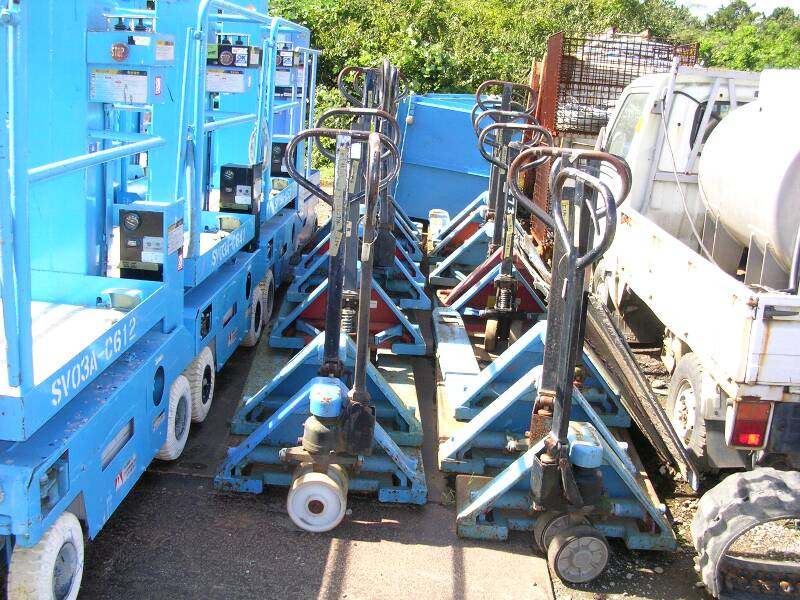 Pallet Lifter 1.5 tons